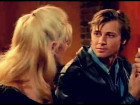 Sandy and Jake  Love in Melrose Place
