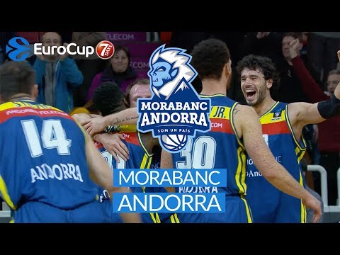 Quarterfinalist Facts: MoraBanc Andorra