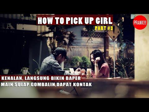 Bikin cewek baper dengan trik ini !  ( HOW TO PICK UP GIRL #3 )