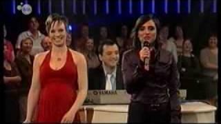 Free Souffriau in de halve finale van Zo Is Er Maar Eén