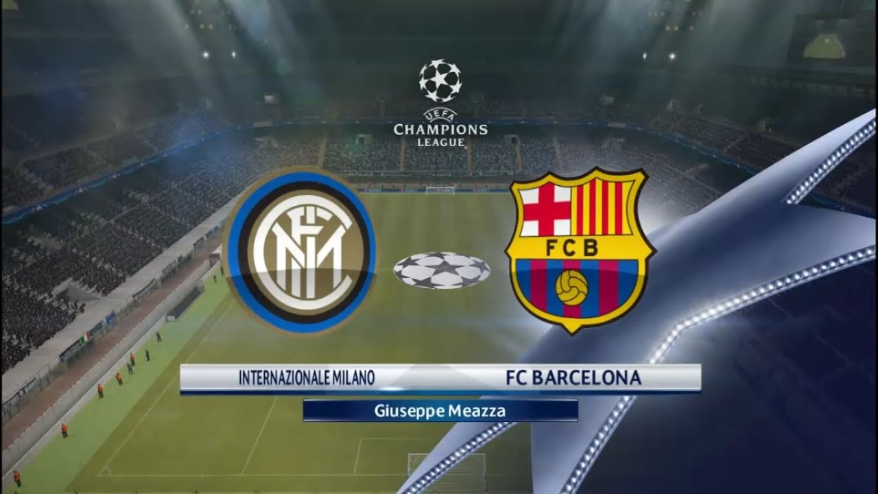 Inter Milan Vs FCB এর ছবির ফলাফল