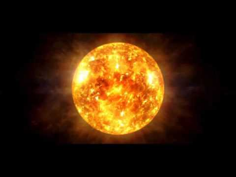 Real Sound Of The Sun Nasa Youtube
