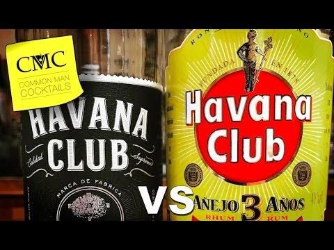 🤑 Havana Club Vs. Havana Club: The Rum War With Blind Taste Test / Who Wins?