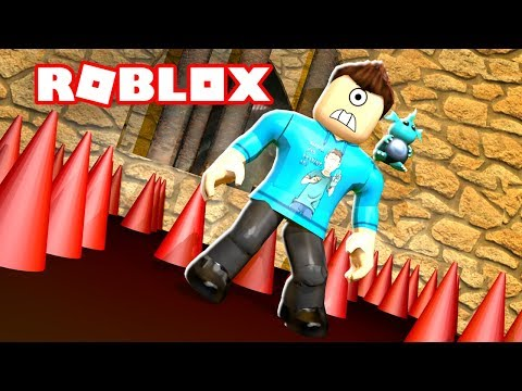 ESCAPE THE DUNGEON IN ROBLOX!!! | MicroGuardian