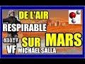 LES DÉNONCIATEURS RÉVÈLENT QUE L'AIR EST RESPIRABLE SUR MARS : MICHAEL SALLA MDDTV