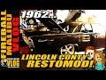 1962 #LINCOLN #CONTINENTAL RESTOMOD!! - FMV153