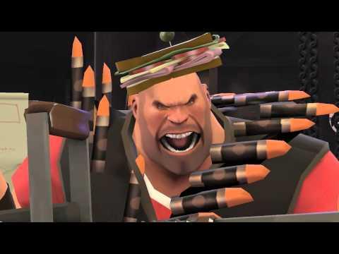 SFM - Meet The Nooby Heavy