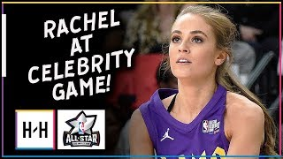 Rachel DeMita Full Highlights at 2018 All-Star Celebrity Game - 17 Points!