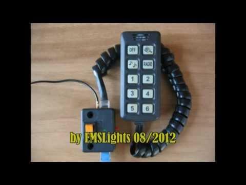 Federal Signal Siren AS-422 6S/FS