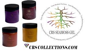 CRS Sea Moss Gel  Energy