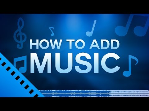 Sony Vegas Pro 14: How To Add Music (Basic Tutorial 3) - Copyright Free Music