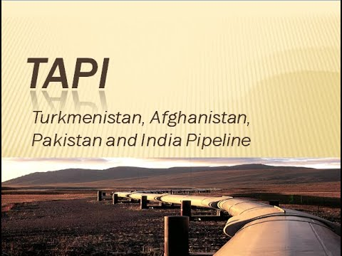 Turkmenistan–Afghanistan–Pakistan–India Pipeline