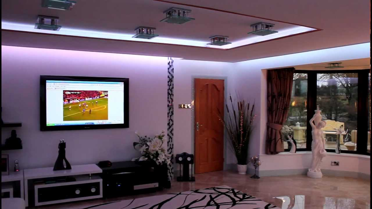 Mood Lighting Living Room