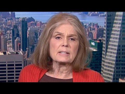 Gloria Steinem on feminism and transgender rights