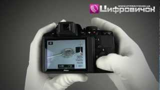 видеообзор Nikon CoolPix P510