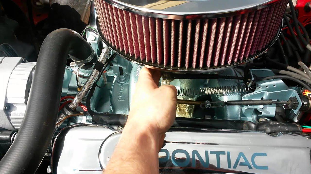 Pontiac 400HO -68
