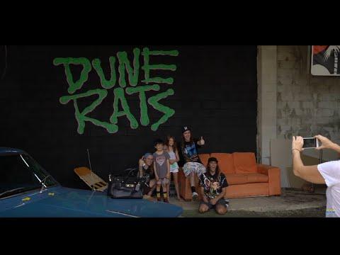 DUNE RATS - Bulls**t (Official Video – Behind The Scenes)