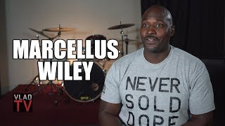 Marcellus Wiley on Pointing Out Kaepernick is Mixed with White Parents (Part 3)