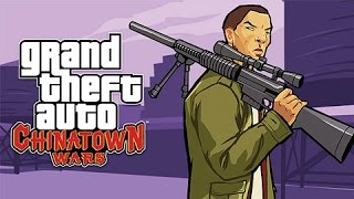 GTA: Chinatown Wars -  Офигенная игра   на Android(Обзор/Review)