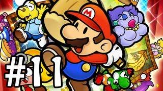 Paper Mario : La Porte Millénaire Let's Play - Episode 11 [Live]