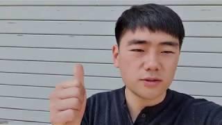 환경미화원 기본적인 장비 소개/환경미화원Vlog