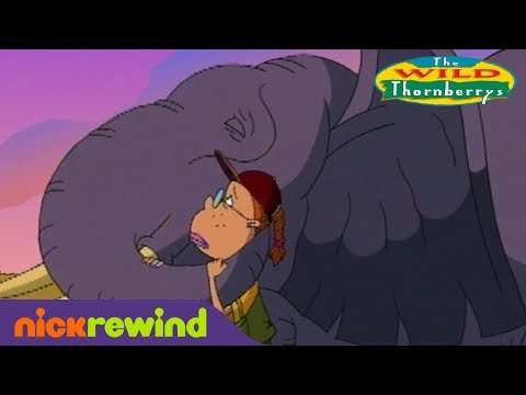 rebecca-the-elephant-rests-in-peace-|-the-wild-thornberrys-|-nickrewind