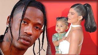 Travis Scott Speaks On Kylie Jenner Break Up & Raising Stormi
