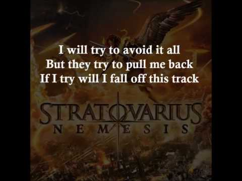 Halcyon Days - STRATOVARIUS - HD - Lyrics