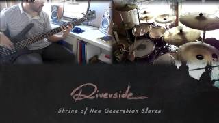 Riverside - We Got Used to Us Drum&Bass Cover