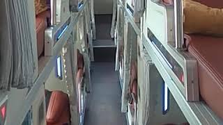 Xe giường nằm Limousine 34 buồng riêng biệt Đà Nẵng đi Thái Bình