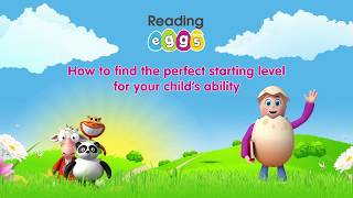 How to place your child on the right starting level reading eggs using placement test.there are two options adjust child's level. they can eit...