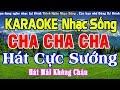 Download Mp3 KARAOKE Liên Khúc Nhạc Sống Cha Cha Cha CỰC HAY - Hòa Tấu Cha Cha Cha Hay Nhất #6