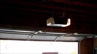 Common Garage Door Opener Problem- Safety Eyes