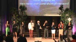 Mt. Rubidoux SDA - Young Adult Praise Team -God is