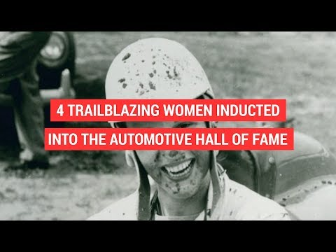 Women in the Automotive Hall of Fame