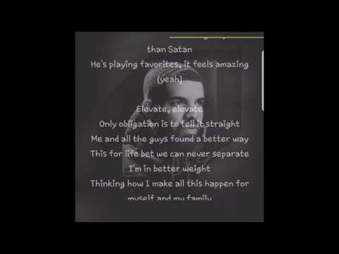 Drake - Elevate (Official Audio) With Lyrics
