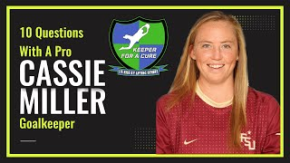 10 Questions with a Pro, Cassie Miller