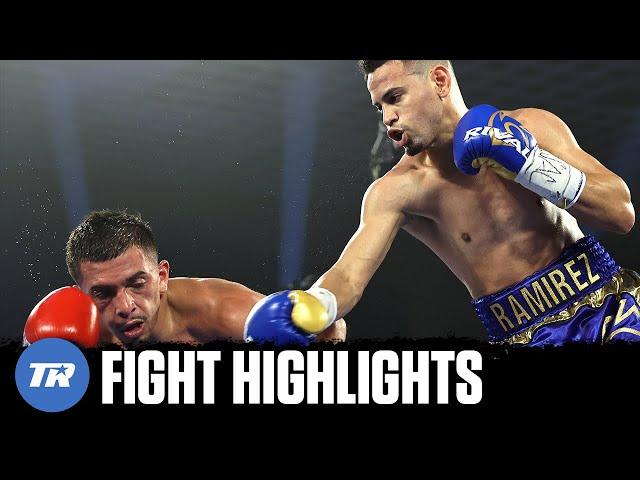 Robeisy Ramirez gets his revenge, avenges only loss against Adan Gonzales | FULL FIGHT HIGHLIGHTS