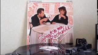 The Desert Wolves - Speak To Me Rochelle (12inch)