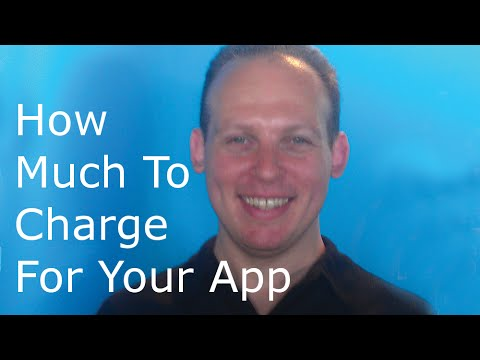 Mobile app pricing: How much should an app cost & how much you charge for your app
