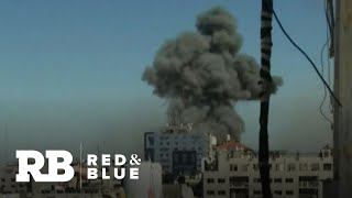 Expert says identity is at the heart of the Israeli-Palestinian conflict