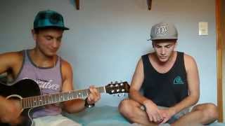 Zion y Lennox - Pierdo La Cabeza (cover)