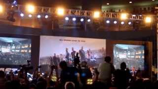 """Video Fast and Furious 6 Cast """"Live in Manila"""" HD download MP3, 3GP, MP4, WEBM, AVI, FLV September 2017"""