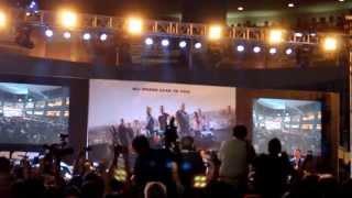 "Video Fast and Furious 6 Cast ""Live in Manila"" HD download MP3, 3GP, MP4, WEBM, AVI, FLV November 2017"