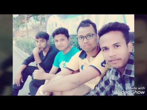 Dure Hariye/sajid feat minar/bangla song