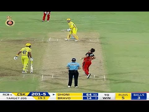 CSK vs RCB 2018 Highlights I IPL 2018 I RCB vs CSK Full Match Highlights
