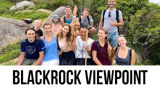 Смотровая BlackRock. Путешествия с CustomGarage