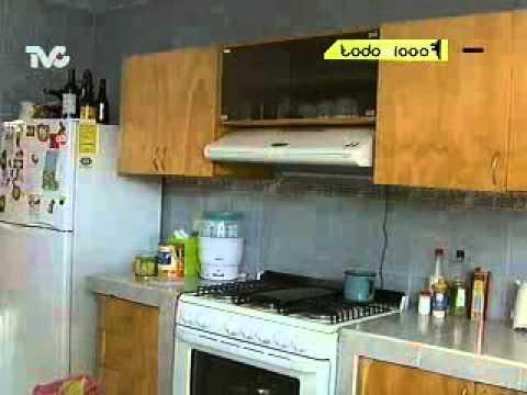Remodelando la cocina de viridiana 1a parte youtube for Youtube videos de cocina
