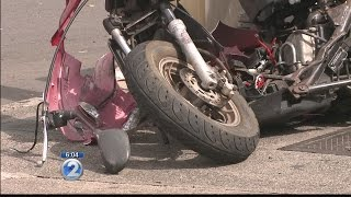 Driver arrested after critical hit-and-run with moped on Kapiolani Blvd.