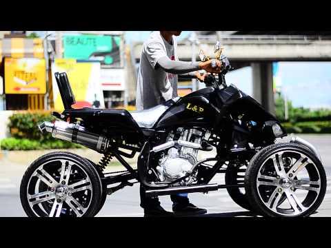 เอทีวี 250 cc ATV 250cc ฟาวคอล 250 ซีซี L&P